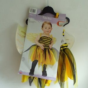 Halloween Baby Bee Infant Costume up to 24 months